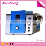 NS-H103 Most Popular 3 in 1 oxygen spray + microcurrent microcurrent ultrasonic skin + microdermabrasion + hydra dermabrasion
