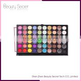 Kiss beauty 82 colors cosmetics palette of blusher&lipgloss&eyeshadow