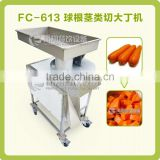 Industrial Vegetable and Fruit Dicing Dicer Cutting Machine