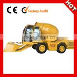 China Supplier UN3.5 Self Loading Concrete Mixer Truck Spare Parts