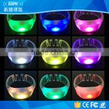 Wholesale Multicolor Flashing Led Wristband Remote Control,Colorful Led Bracelet Remote Control,Led Nylon Wristband For Party