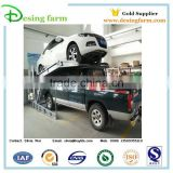 Tilting parking car lift hot sale