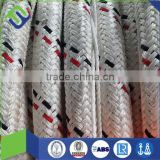 Marine towing rope 26mm UHMWPE rope for ship launching