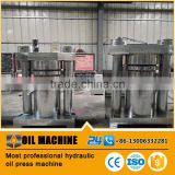 New design hot selling sesame oil extraction machine/ hydraulic cocoa butter press machine