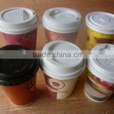 Automatic Plastic Cup Lids Thermoforming Machine