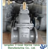 JIS marine cast steel globe valve/sdnr valve/gate valve/storm valve made in China