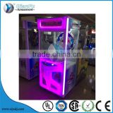 kids arcade claw crane machine entertainment toy claw machine huge crane TOY beautiful comemercial Magic box crane claw