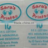 china fashion plastisol heat transfer paper for plastic