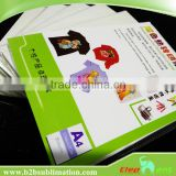 Eco Solvent Paper for Printing/Cutting Plotter,Eco-Solvent Ink Heat T Shirt Transfer Paper for t-shirt printing