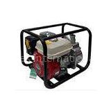 8m Max Suction diesel powered irrigation water pumps , 74 Noise Level water pump diesel motor