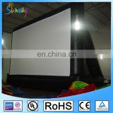 Home Theater Screen / Inflatable Air Cinema Screen Wholesale Price