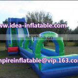 outdoor interesting Inflatable water slip n slide ID-SLL010