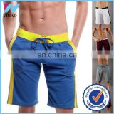 Yihao Trade Assurance Hot Sale Sportsmen Solid Sport Short pants,Loose run Shorts mens Gym Training pain sweat Shorts
