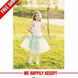 customised design baby girl dress manufacturer
