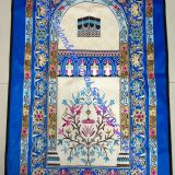 Muslim praying mat Folded Praying Mat portable praying mat