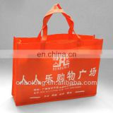 factory hot sale non-woven fabrics custom shopping bag