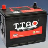 12V Car batteries 80D26  Maintain free type from china factory