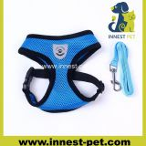 wholesale mesh dog harness with pet leash