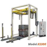 Fully Automatic Pallet Wrapping Machine, Ring Type Pallet Wrapper