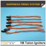 Liuyang Happiness 1M Fireworks Electric Talon Safety Igniters with Tungsten Filament Ignition E-match