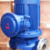 YG Vertical pipeline centrifugal explosion proof  oil pump