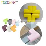 High quality colorful table edge protectors furniture corner protector baby safety corner protector