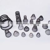 Customized CNC Stainless Steel Aluminum Copper Industrial  Clock Torsion Accessories Spiral Car Power Spring