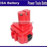 12V ni-cd power tools batteries for cordless drills 12201220,1222,192598-2,,PA12 power tool battery for makita 1220