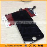 Excellent Quality Wholesale price mirror Color for iphone5 5s 5c LCD Screen Replacement & Touch Screen Digitizer Full Assemble