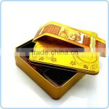 Tin boxes for cookies, cookie tin box