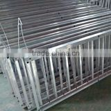 Competitive price customized anodized aluminum frame (aluminum stage frame, aluminum poster frame)