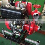 Huaqiu BJ-10B diesel fire pumps with Lifan diesel engine