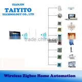 Taiyito Wireless Zigbee building home automation Control System , smart lock with camera