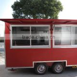 Non -toxic beautiful designed fast food kiosk design, outdoor fast food kiosk, street food kiosk design