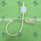 3 way standard latex foley catheter plastic valve 18Fr