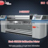 Direct printer on flag and banner ricoh GH2220 sublimation printer