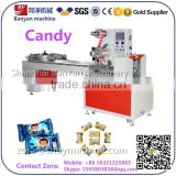 High speed Automatic sour / hard / ginger candy bar Wrapping Packing Machine Shanghai Manufacturer