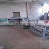 woodworking sliding table saw, Low price automatic edge trimming machine/cut saw