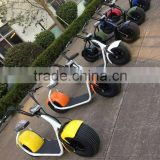 Hot sales 2016,wide tire eclectric scooter,two wheel E-scooter,48v/12ah motor
