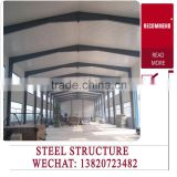 steel roof truss for car parking shed