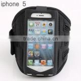 Sport mobile pouch, arm bag for mobile phones, for apple phones, mp3 mp4 mp5 players customized armband for cellphone