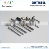 Inquiry About stainless steel/brass/flanged thermocouple thermowell protection tube