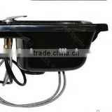 2015 ABS plastic hair salon wash basin/durable black basin for hairdressing                                                                         Quality Choice