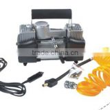 Heavy duty 12v mini compressor air pump tyre inflator with CE Approved