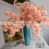 Fake flower artificial cherry blossom branch                                                                         Quality Choice                                                                     Supplier's Choice