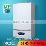 China full premix condensing Wall hung gas boiler for hot water and heating, 20 years manufacturer