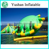 Guangdong YuShan Factory cheap giant inflatable water sports game