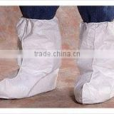 Disposable nonwoven boot cover