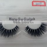 private label custom package box Horse Hair Lashes