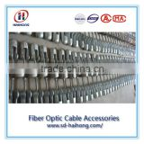 overhead line fittings/preformed protect fittings 4D Vibration Damper for ADSS/OPGW cable